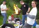 Manly BBQ
